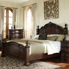 Churchill Panel Bed by Standard Furniture