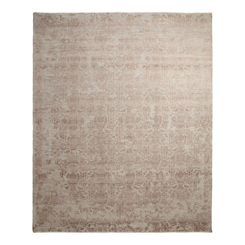 Solo Rugs Harper Hand Knotted Wool Area