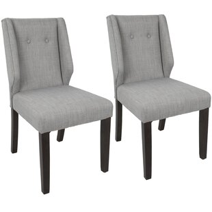 Gonzalo Side Chair (Set Of 2) by Brayden Studio Cool