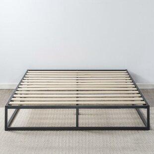 Sarahi 10 Low Profile Heavy Duty Platform Bed by Alwyn Home