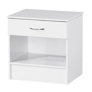 Luke 1 Drawer Bedside Table By Riley Ave.