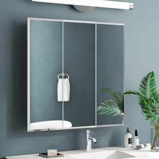Buying Salvador 30 x 30 Recessed Medicine Cabinet By Ebern Designs