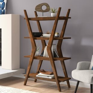 Woodcrest Etagere Bookcase By Langley Street™
