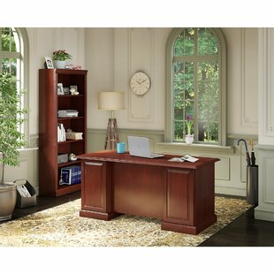 Bennington 2 Piece Desk Office Suites