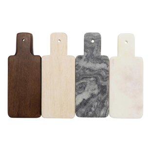 Marble Wood Mini Board (Set of 4)