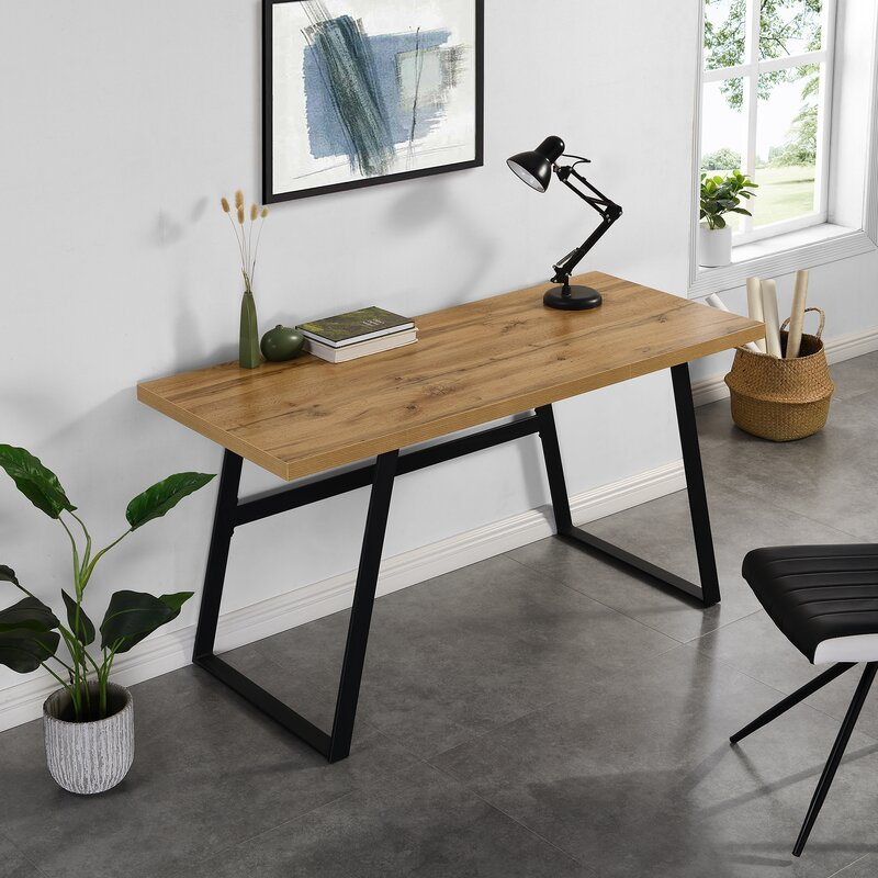 Ebern Designs Vancleave Desk Reviews Wayfair Co Uk
