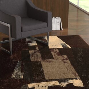 Look for Bee Black/Beige/Gray Area Rug By Ebern Designs