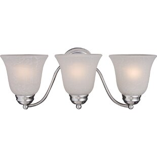Where buy  Birdsall 3-Light Vanity Light By Three Posts