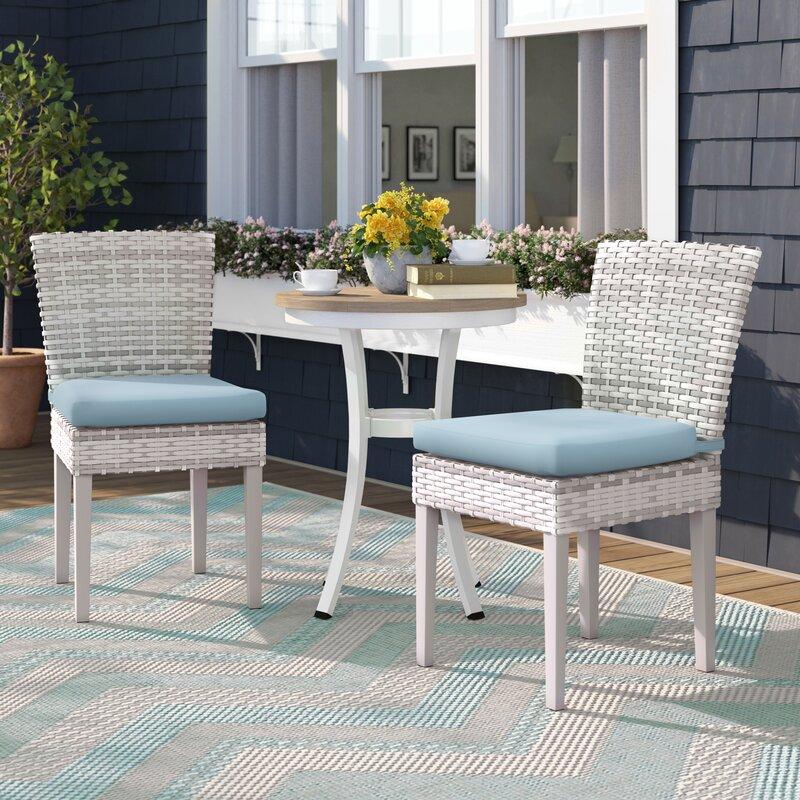 Sol 72 Fairmount (set of 4) Patio Chair   Item# 12445