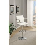Dunluce Adjustable Height Bar Stool (Set of 2) by Orren Ellis