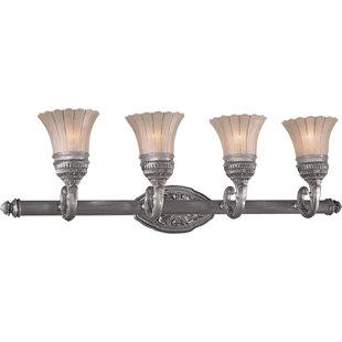 Comparison Mcmanus 4-Light Vanity Light By Astoria Grand