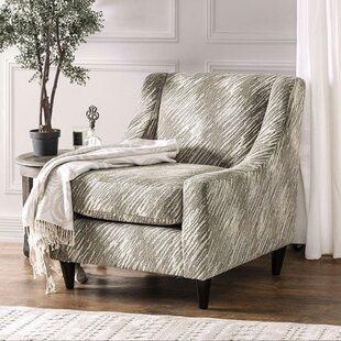 Bayou Breeze Aazad Contemporary Armchair