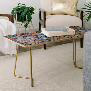 Schatzi Hara Tiles Coffee Table by East Urban Home Best Design