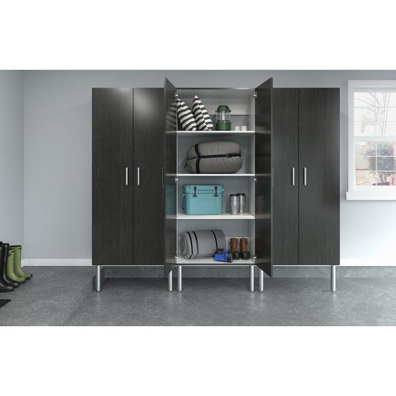 3 Piece Garage Cabinet Storage System