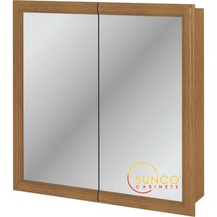 Great Price 24 x 24 Surface Mount Medicine Cabinet By Sunco Inc.