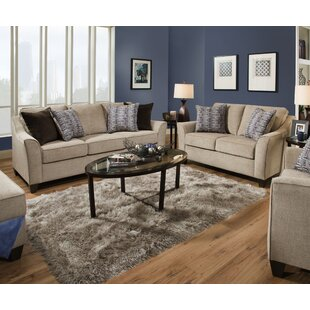 Alcott Hill Henslee Configurable Living Room Set