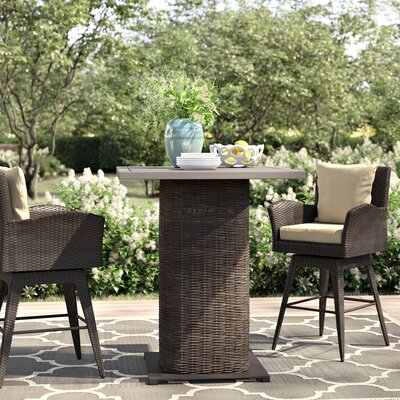 Fairfield Square 42 Inch Table by Sol 72 Outdoor Wonderful