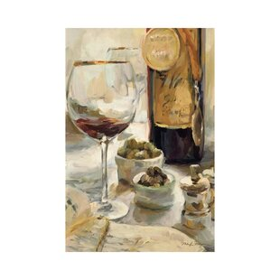 Gallery Wrapped Canvas Wine Champagne Wall Art You Ll Love In 2021 Wayfair