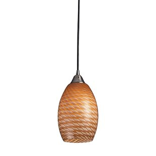 Latitude Run Flemington 1-Light Cone Pendant