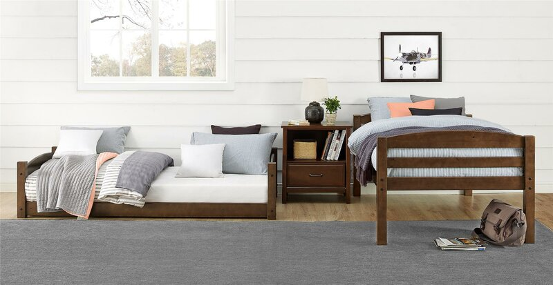 Greyleigh Bellmead Twin Over Twin Bunk Bed Reviews Wayfair