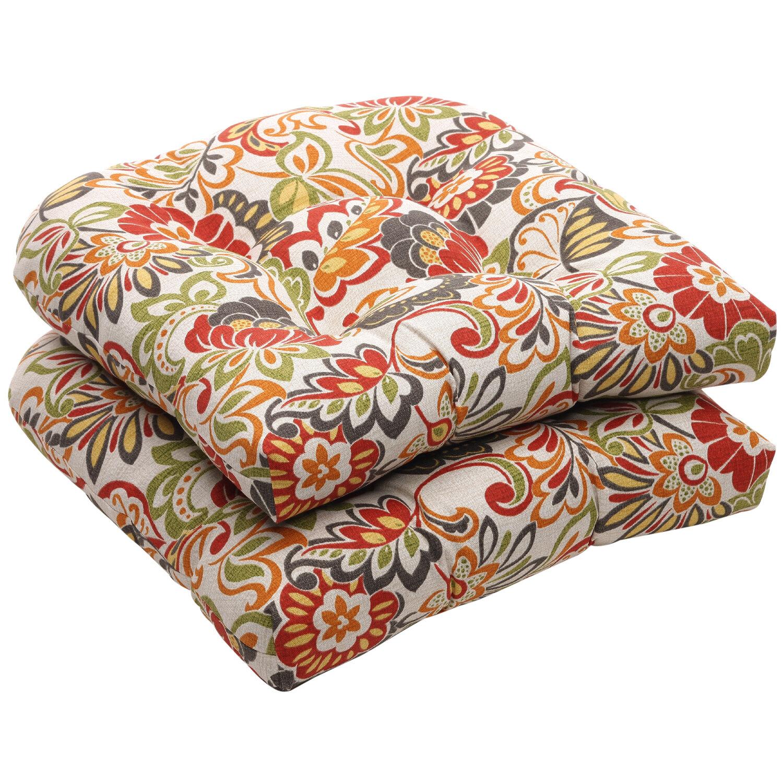 Merveilleux Tadley Indoor/Outdoor Dining Chair Cushion