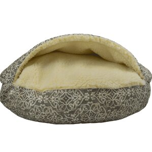 wag cozy cave hooded dog bed - Cozy Cave Dog Bed