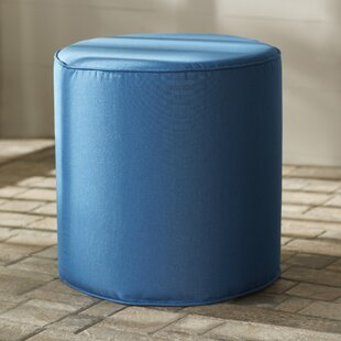 Kaiya Pouf by Breakwater Bay