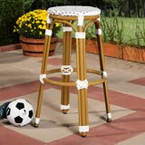 Weon 28 Bar Stool by Bay Isle Home