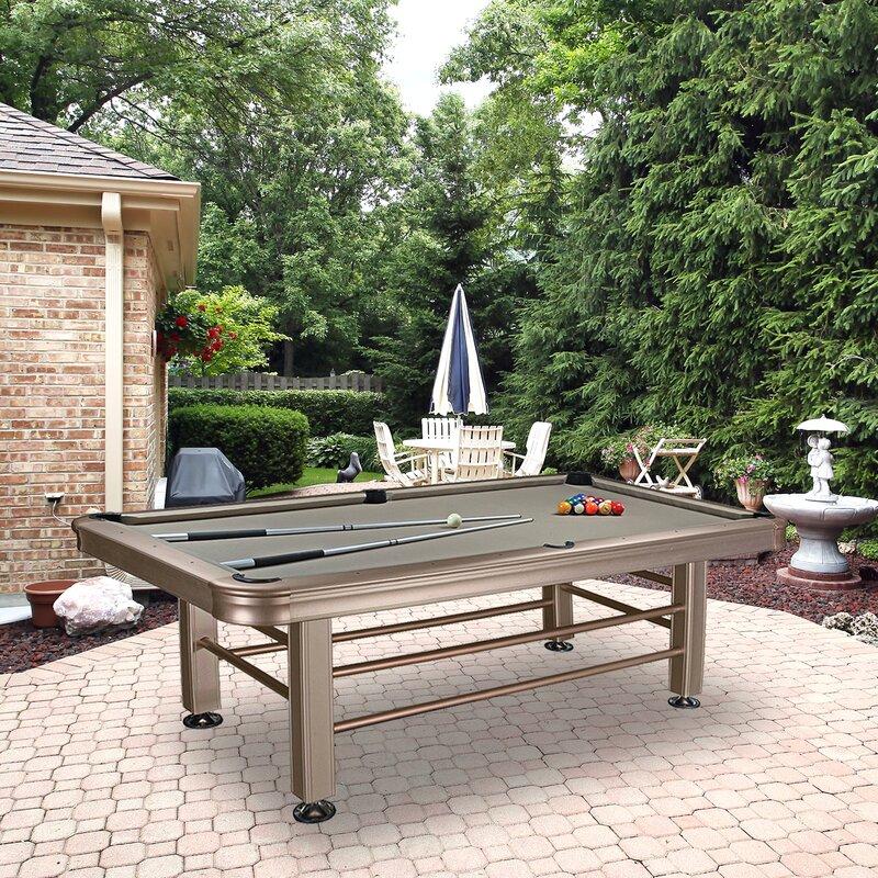 Imperial International Outdoor 8' Pool Table & Reviews | Wayfair