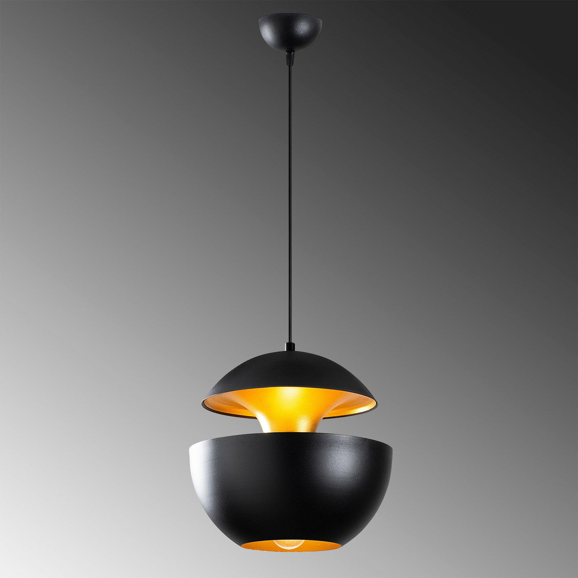 George Oliver Roxanna 1 Light Single Dome Pendant Wayfair