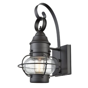Robillard Outdoor Wall Lantern