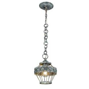 Cleo 1-Light Lantern Pendant