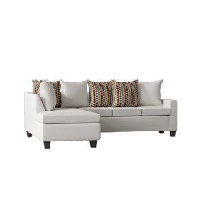 Rossa 108 Sofa  Chaise by Red Barrel Studio