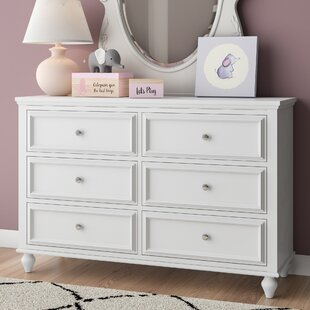 Best Reviews Culbertson 6 Drawer Dresser by Three Posts Reviews (2019) & Buyer's Guide
