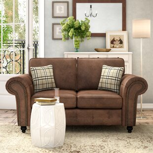 Staggs 2 Seater Loveseat By ClassicLiving