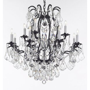 Astoria Grand Dagan 12-Light Chandelier