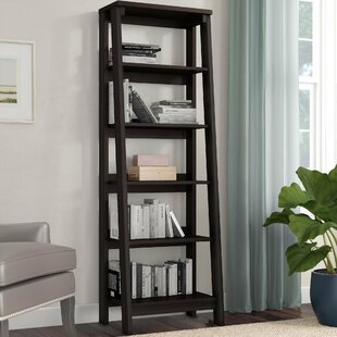 Massena Ladder Bookcase Three Posts
