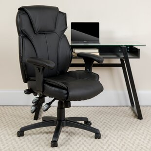 Woodfin Executive Chair by Symple Stuff Fresh