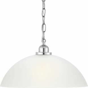 Ebern Designs Amari 1-Light Do..