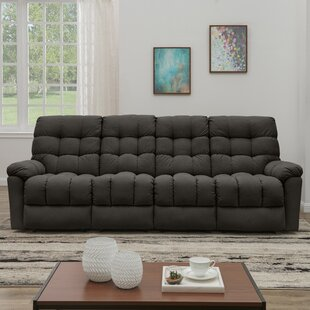 Mayle Tufted Reclining Sofa