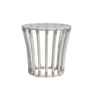 David Francis Furniture Laguna Aluminum Side Table