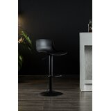 Atley Swivel Adjustable Height Bar Stool (Set of 2) by Latitude Run®