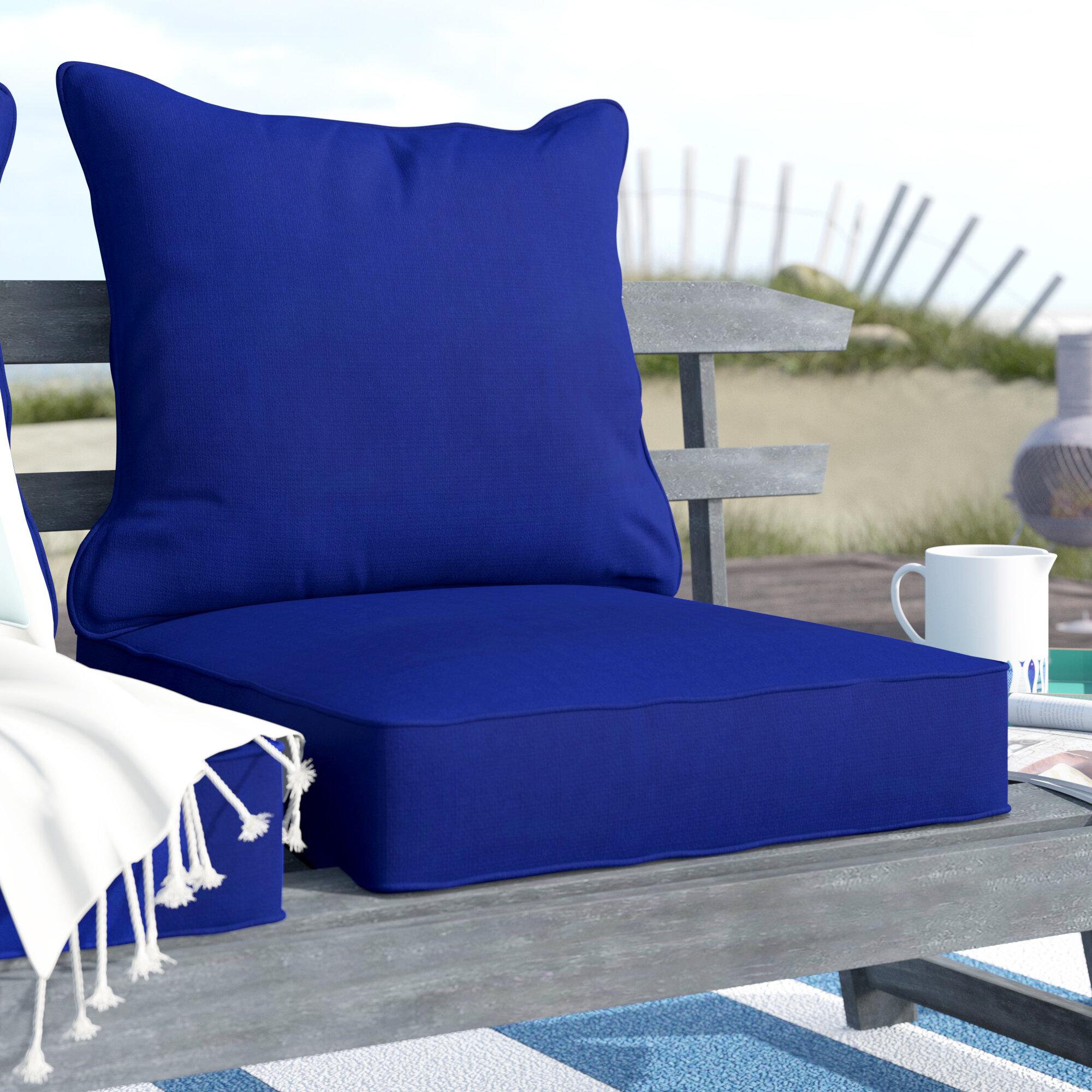 Indoor Outdoor Chair Cushion Set