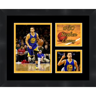 'Stephen Curry' Framed Photographic Print By Frames By Mail