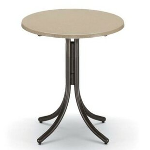 Telescope Casual Werzalit Round Bar Table