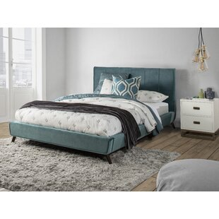 Chad Upholstered Platform Bed