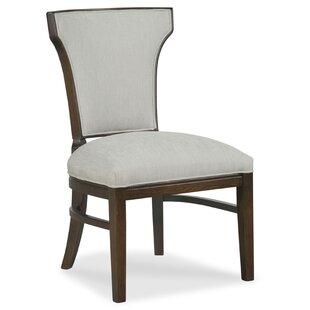 Powell Upholstered Dining Chair by Fairfi..