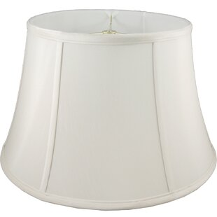 19 Faux Silk Bell Lamp Shade
