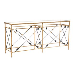Arrow Console Table