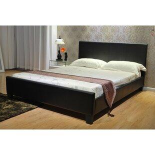 Greatime Upholstered Platform Bed